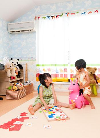 女の子のママ必見!かわいい子供部屋のインテリア実例