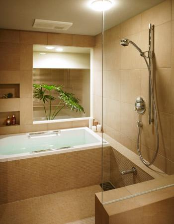 バスルームのリフォームは、ワガママであるべき
