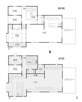 ツーバイフォー住宅は、間取り変更も増築もできる?