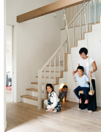 お客様インタビューvol.5「子どもが主役の家づくり」