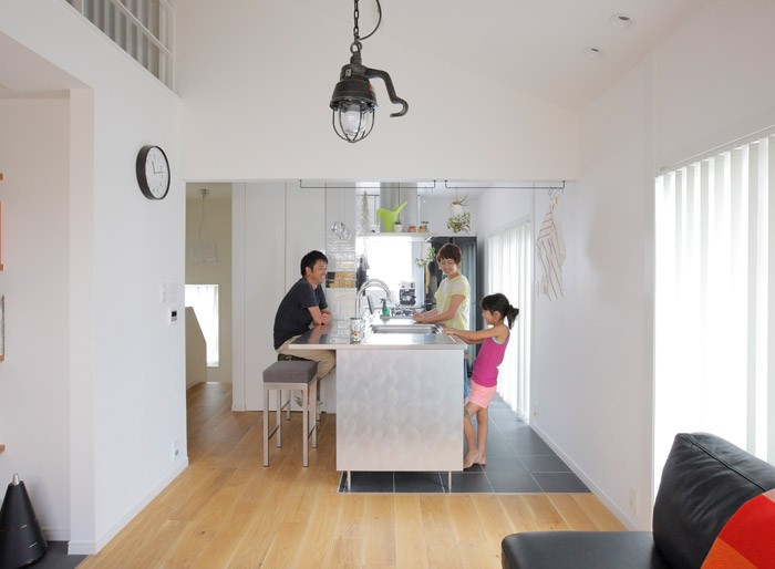 キッチンのリノベーション、優先すべきは心地よさ