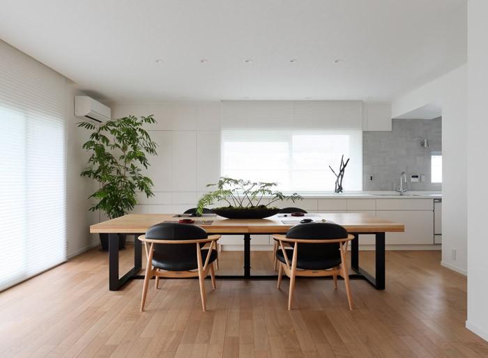 物が少ない部屋。ネオミニマリストのシンプルな暮らし