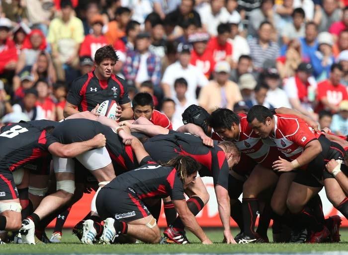 もし ラグビー日本代表が気密性を高めたら
