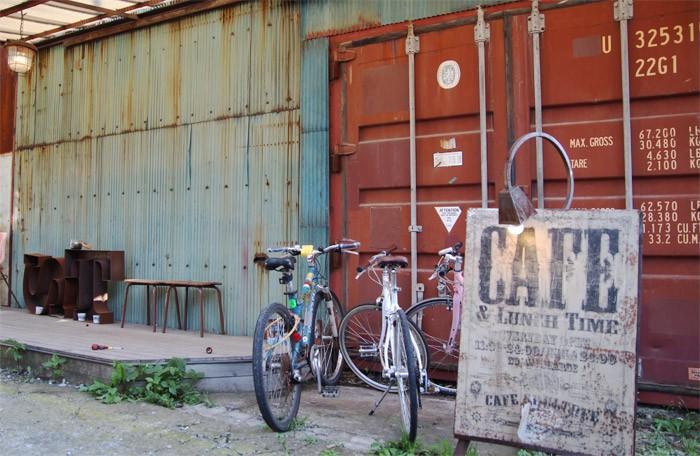 〈リノベーションカフェ巡礼vol.2〉元鉄工所のSOUL TREE