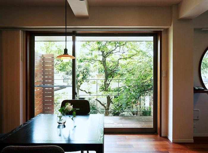 借景の家にリノベーション〜東京では空が見えないから〜
