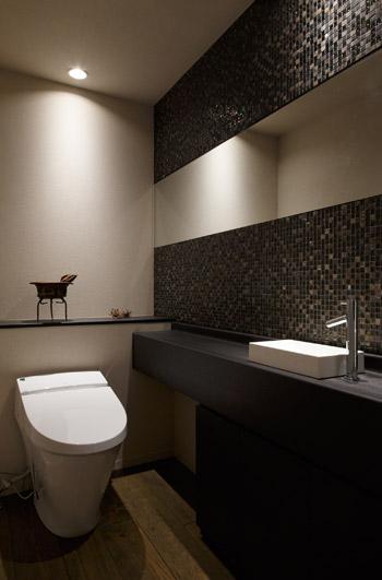 トイレのリフォーム事例選! 極上のくつろぎ空間に