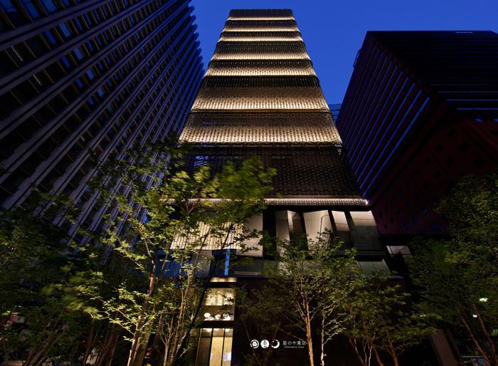 東京のラグジュアリーホテル5選!海外に誇るべき名建築