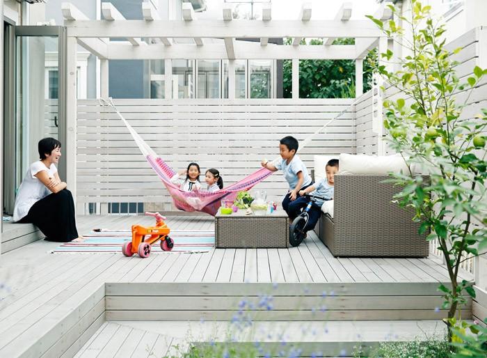 春になったら、庭やテラスでお花見を楽しもう