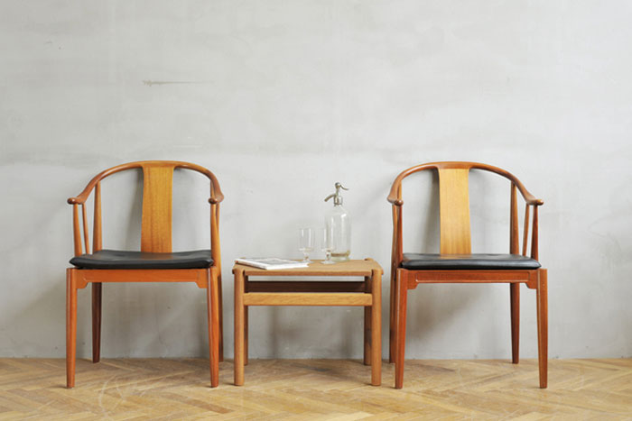 ウェグナーの椅子