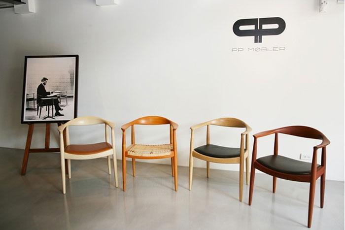 ウェグナー椅子