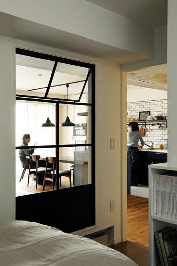 室内窓のリフォーム・リノベーション事例