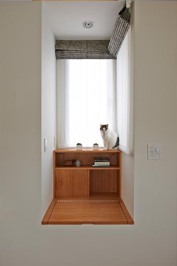 リノベーション事例#341_アトリエと猫階段のある家