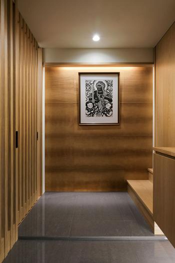 リノベーション事例#449_オフィスビルの最上階に暮らす