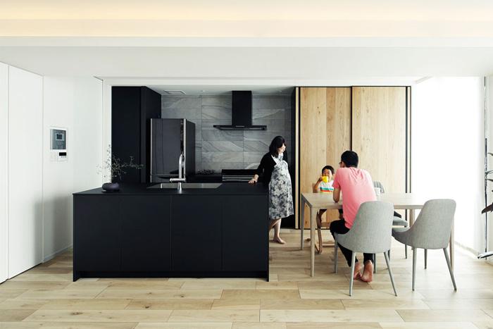おしゃれなキッチンにリノベーション!移動が難しいケースとは?