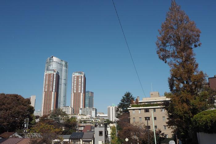 港区の高級住宅街・元麻布