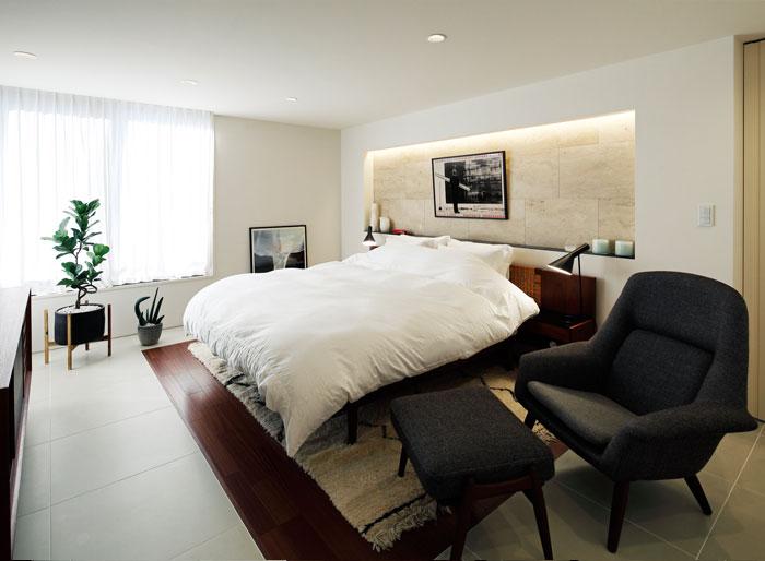 寝室リフォームで、心地よい眠りのひとときを