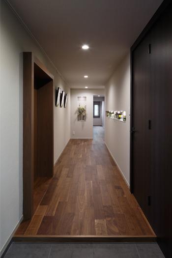 廊下リフォームでLDKを広く!無駄のない生活動線