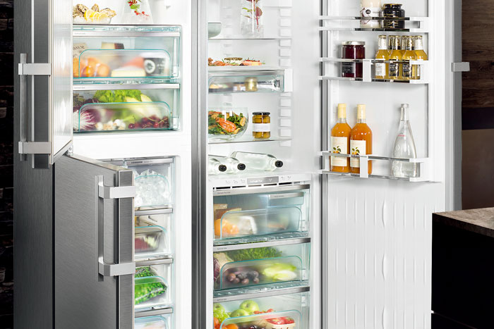 LIEBHERR(リープヘル)の冷凍冷蔵庫