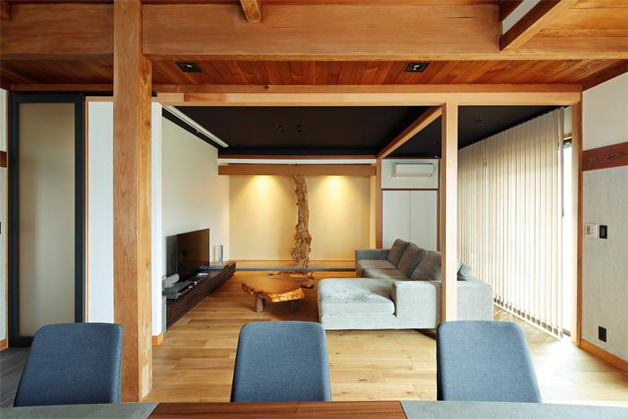リノベーション事例#17079_モダンに暮らす日本家屋