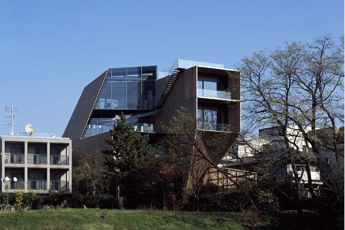 建築家の家6選、常識にとらわれない住まい