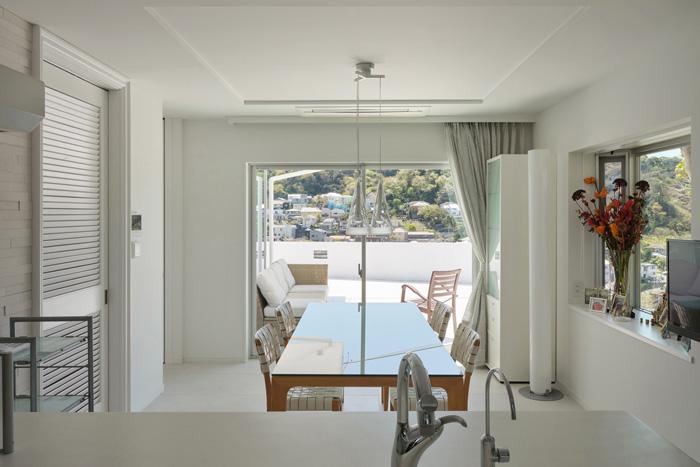 リノベーション事例#17303_葉山の海を望む家