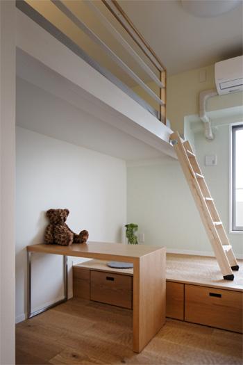 子供部屋リフォームの5つのコツ。成長に合わせてお部屋をカスタム!