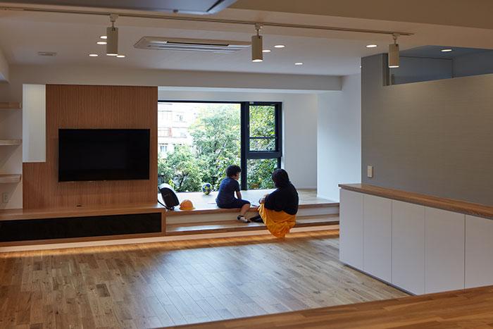 RC(鉄筋コンクリート住宅)リノベーション