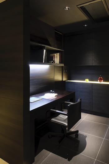 住まいの一部をホームオフィスに。もっと集中できる空間づくり