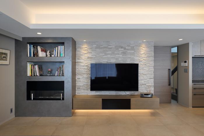 間接照明が空間にもたらす効果。リビングや寝室をホテルライクに